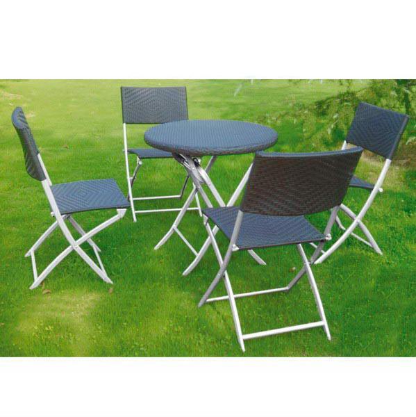 Дачные столики и стульчики для пикника своими руками 23
